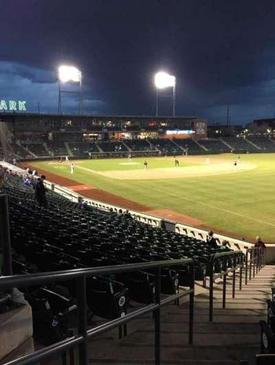Huntington Park, section: 1, row: 17, seat: 33