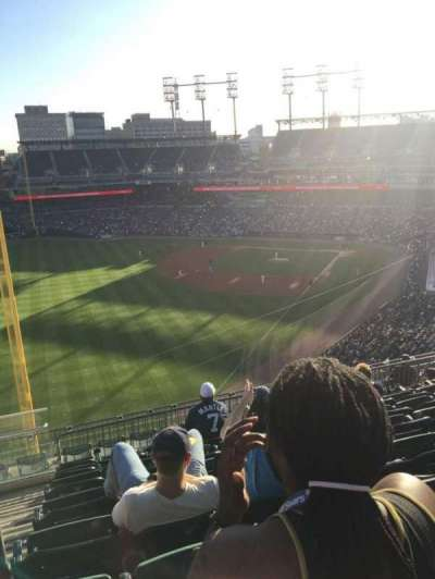 Comerica Park, section: 344, row: 8, seat: 20
