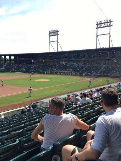 Huntington Park, section: 19, row: 17, seat: 17