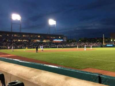 Huntington Park, section: 3, row: 1, seat: 6