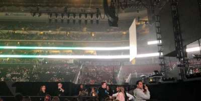 Prudential Center section 10