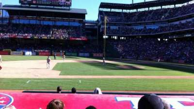 Globe Life Park in Arlington, section: 19, row: 7, seat: 5
