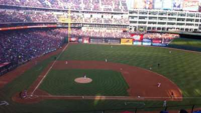 Globe Life Park in Arlington, section: 232, row: 9, seat: 4