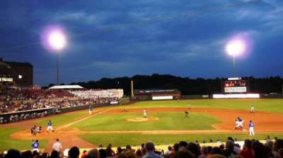 Ripken Stadium, section: 205, row: J, seat: 16