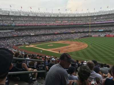 Yankee Stadium, section: 212, row: 13, seat: 20