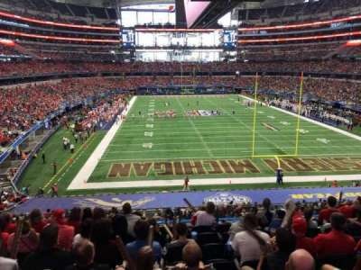 AT&T Stadium section 249