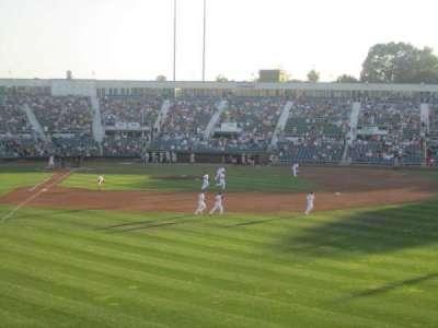 Hadlock Field, section: 502, row: E, seat: 6