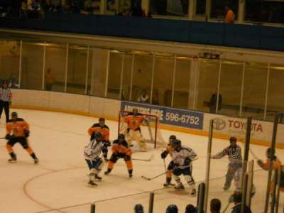 Cadet Ice Arena, section: LL, row: M, seat: 12