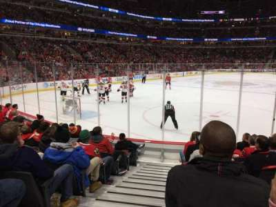 United Center, section: 104, row: 7, seat: 11