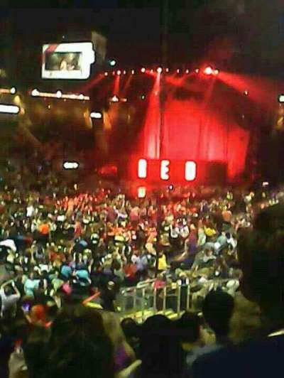 Sprint Center, section: 120, row: 14, seat: 13