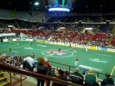 UW-Milwaukee Panther Arena, section: 306, row: 4, seat: 1