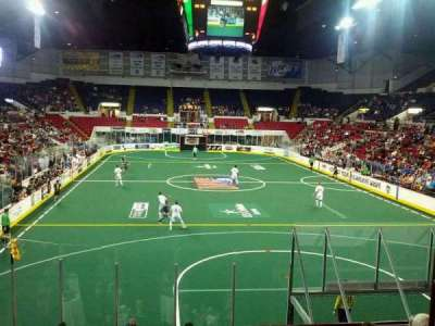 UW-Milwaukee Panther Arena, section: 317, row: 1, seat: 2