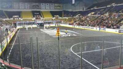 UW-Milwaukee Panther Arena, section: 217, row: 1 , seat: 12
