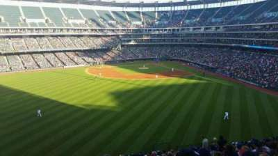 Progressive Field, section: 183, row: y, seat: 16