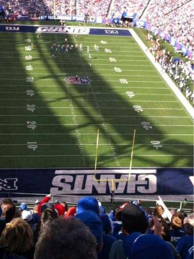 MetLife Stadium, section: 325, row: 18, seat: 21