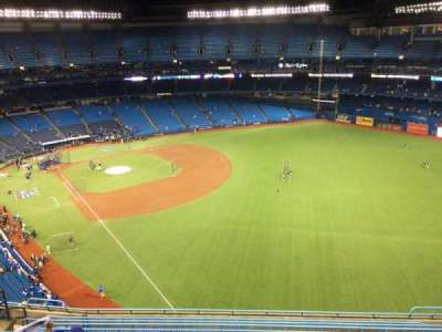 Rogers Centre section 510L