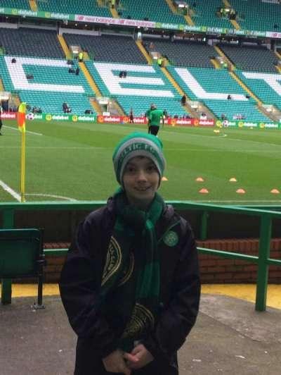 Celtic Park section 121