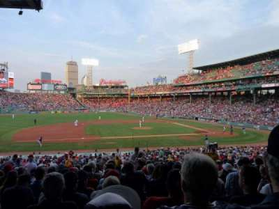 Fenway Park section Grandstand 26