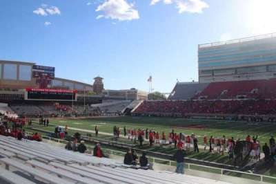 Jones AT&T Stadium, section: 17, row: 16, seat: 16
