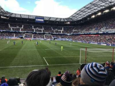 Red Bull Arena, section: 102, row: 7, seat: 6