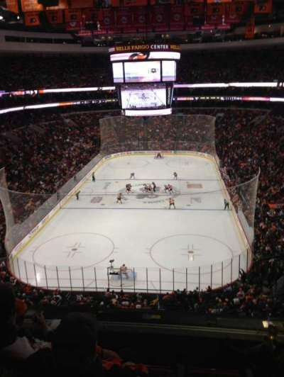 Wells Fargo Center section 219A
