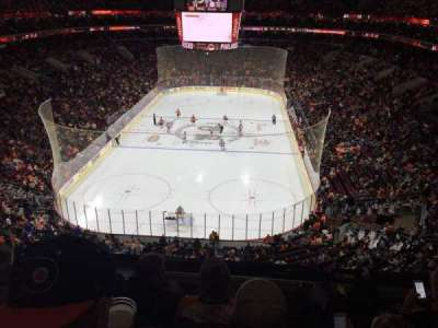 Wells Fargo Center, section: 219A, row: 4, seat: 8