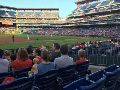 Citizens Bank Park, section: 133, row: 14, seat: 5