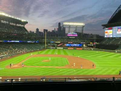 T-mobile Park, section: 223, row: 3, seat: 5