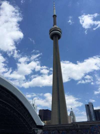 Rogers Centre, section: 530L, row: 12, seat: 111