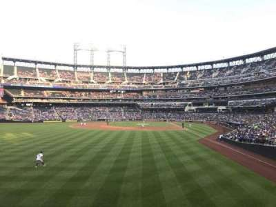 Citi Field, section: 134, row: F, seat: 7