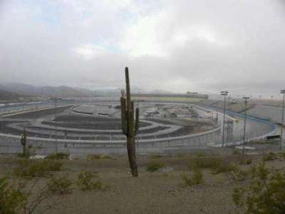 ISM Raceway, section: Outside