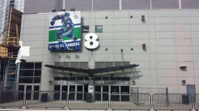 Rogers Arena, section: Outside
