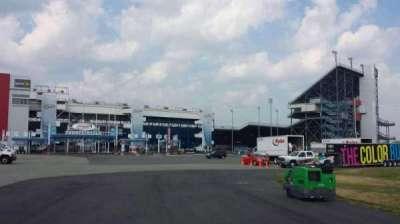 Richmond International Raceway section Outside