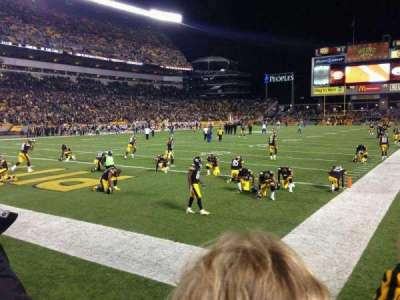 Heinz Field section 125