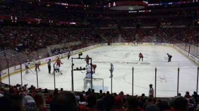 Verizon Center, section: 106, row: Q, seat: 8