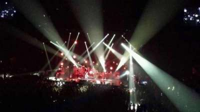 John Paul Jones Arena, section: 307, row: D, seat: 17