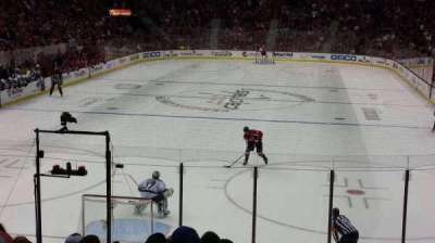 Verizon Center section 106