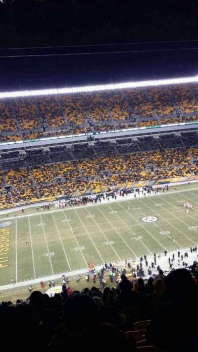 Heinz Field section 532