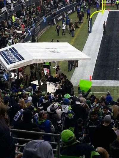 CenturyLink Field section 239