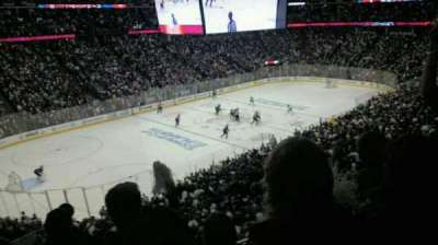 Pepsi Center section 208