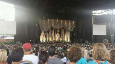 Perfect Vodka Amphitheatre, section: 7, row: N, seat: 5