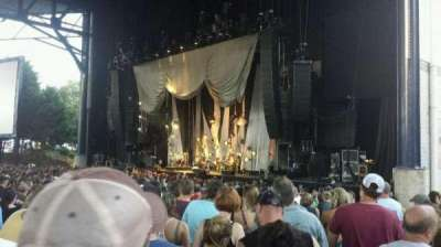 Jiffy Lube Live, section: 101, row: M, seat: 17