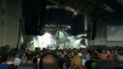 PNC Music Pavilion, section: 3, row: S, seat: 16