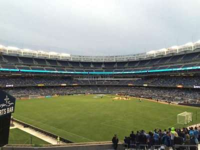Yankee Stadium section 239