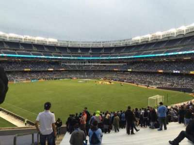 Yankee Stadium, section: 237, row: 24, seat: Bleacher