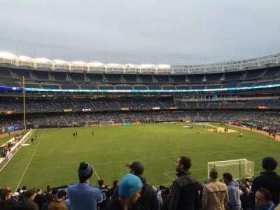 Yankee Stadium, section: 237, row: 20, seat: Bleacher