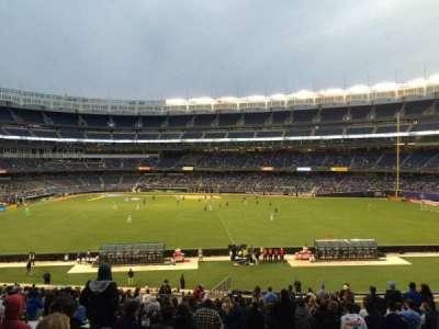 Yankee Stadium, section: 202, row: 23, seat: Bleacher