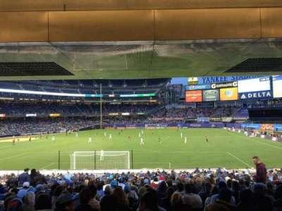 Yankee Stadium section 112