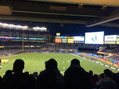 Yankee Stadium, section: 214a, row: 23, seat: 14