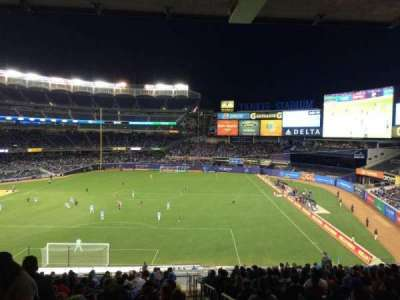 Yankee Stadium section 212